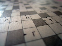 October Crossword Puzzle
