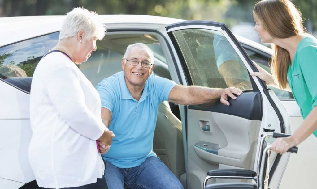 RIDE-SHARE SERVICES FOR SENIORS