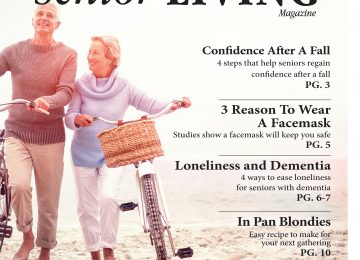 Senior Living Magazine July 2020 Issue