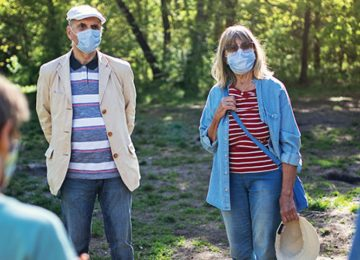 A slew of new studies confirm the effectiveness of face coverings against the coronavirus
