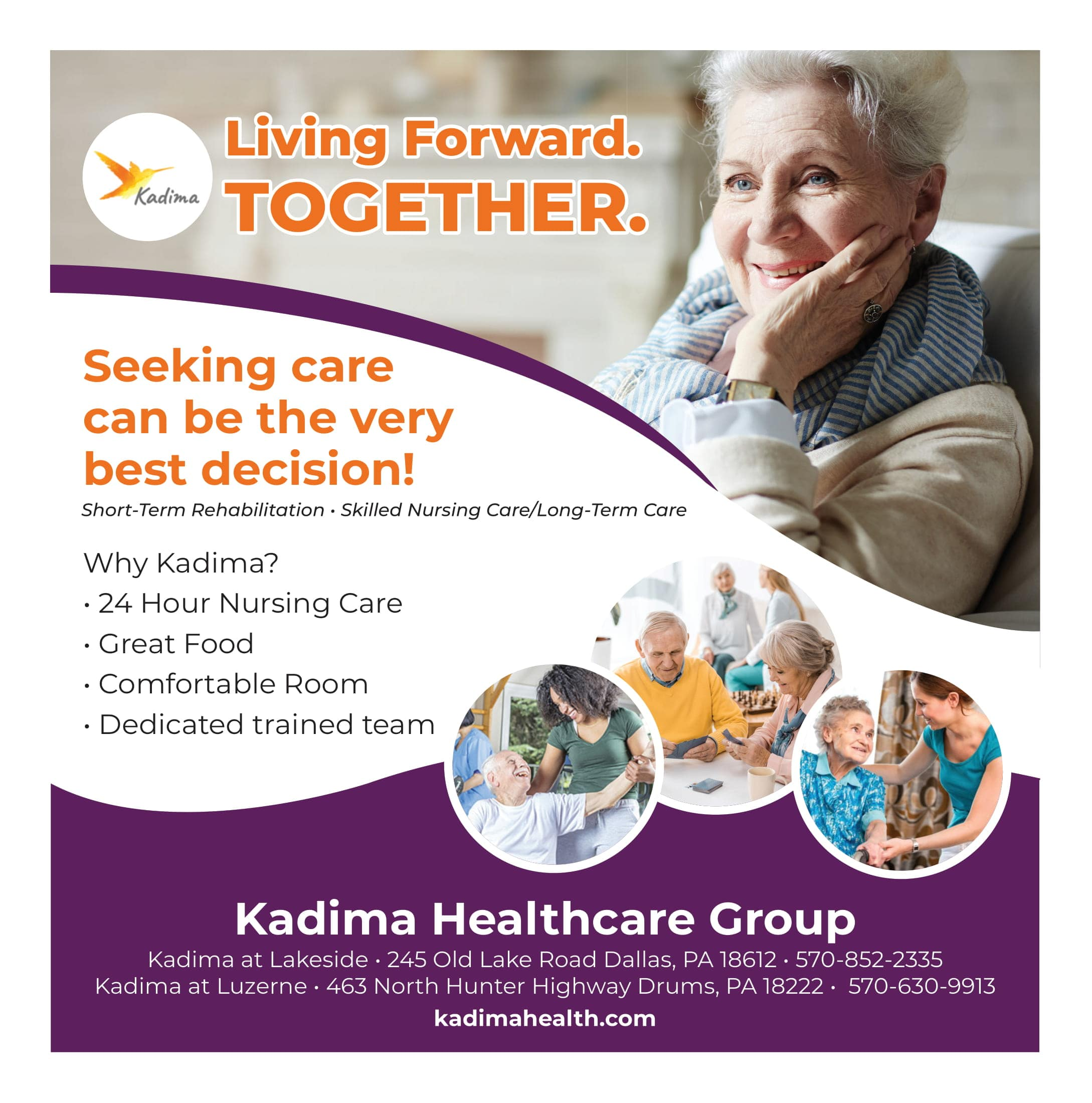 Senior Living September Issue